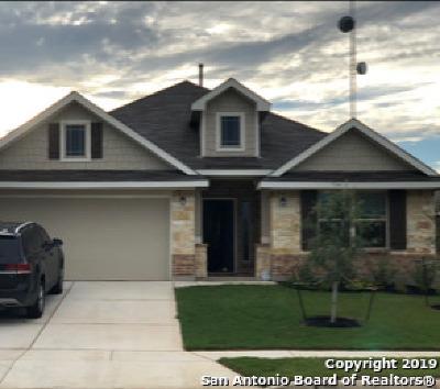 New Braunfels Single Family Home New: 854 Serene Hills