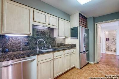 Mahncke Park Condo/Townhouse For Sale: 4001 New Braunfels Ave #406-A