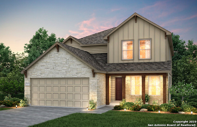 Boerne Single Family Home New: 7707 Paraiso Cove