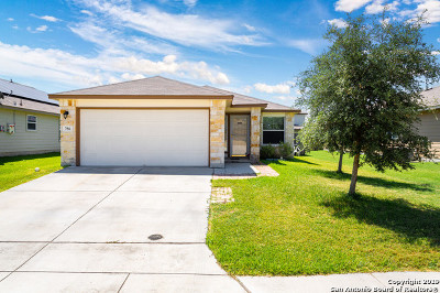 New Braunfels Single Family Home For Sale: 756 Spectrum Dr