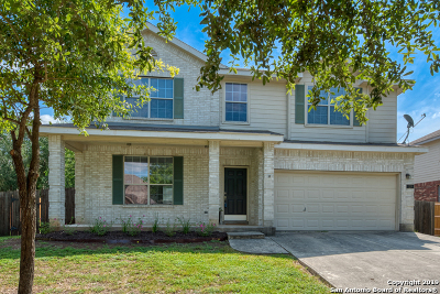 Cibolo Single Family Home New: 129 Falcon Park