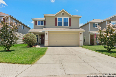 San Antonio Single Family Home New: 230 Coriander Bend