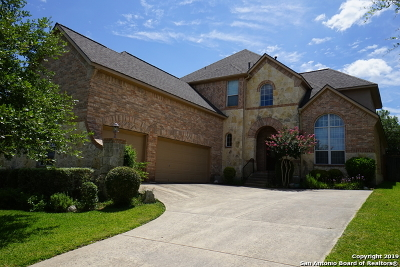 San Antonio Single Family Home New: 407 Sand Ash Trail