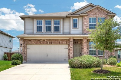Cibolo Single Family Home New: 2960 Mineral Springs