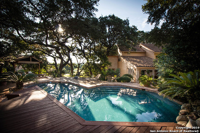 Boerne Single Family Home Price Change: 28825 Kalkallo Dr