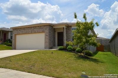 Timberwood Park Single Family Home For Sale: 714 Rio Cactus Way