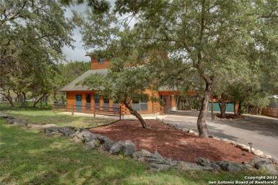 Canyon Lake Single Family Home New: 215 Campbell Dr