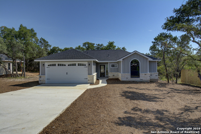 Spring Branch Single Family Home New: 175 Lamplight