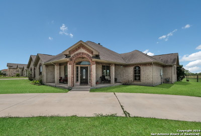 San Antonio Single Family Home New: 8204 Quail Field
