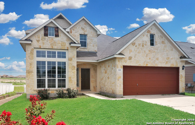 Cibolo Single Family Home New: 333 Brook Shadow