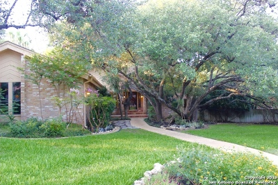 San Antonio Single Family Home New: 327 Bluffcrest