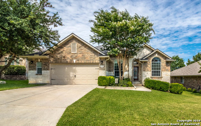 Stone Oak Single Family Home Active Option: 1415 Mesa Hollow