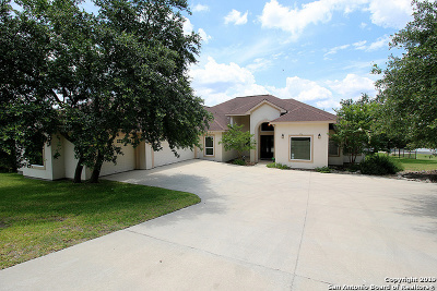 San Antonio Single Family Home New: 624 Slumber Pass