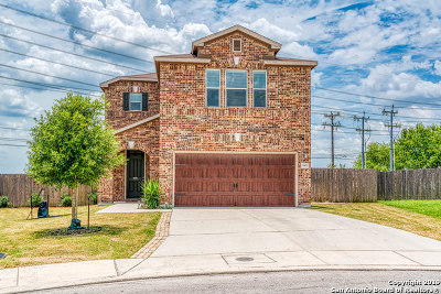 San Antonio Single Family Home Back on Market: 7602 Palomino Cove