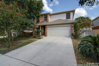 Cibolo Single Family Home New: 120 Pilot Point