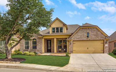 San Antonio Single Family Home New: 8183 Two Winds