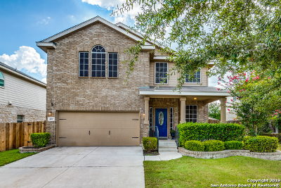 Cibolo Single Family Home New: 409 Eldridge Dr