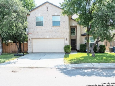 Helotes Single Family Home New: 13030 Moselle Forest
