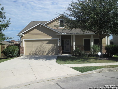 Schertz, Cibolo Single Family Home New: 116 Cowboy Trail