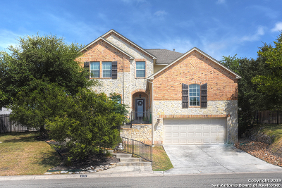 Stone Oak Single Family Home New: 831 Queens Oak