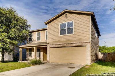 Cibolo Single Family Home Price Change: 417 Hinge Loop