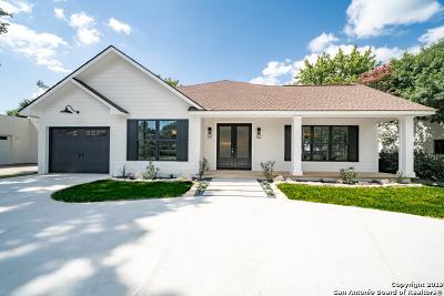 Single Family Home New: 355 E Terra Alta Dr