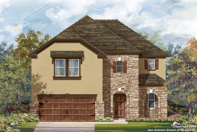 Helotes Single Family Home New: 11087 Hill Top Loop