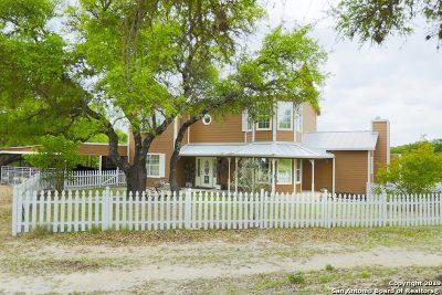 Fredericksburg TX Single Family Home New: $659,000