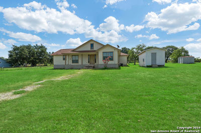 Atascosa County Single Family Home Price Change: 106 McConnell Rd