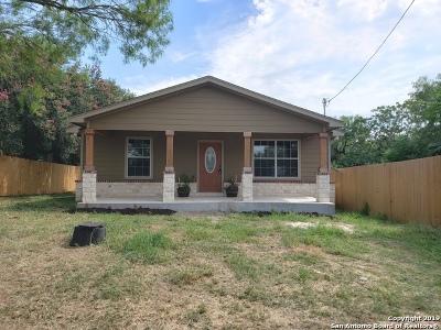 Atascosa County Single Family Home New: 26 Main Ave