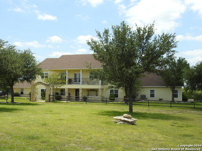 George West TX Single Family Home New: $1,200,000