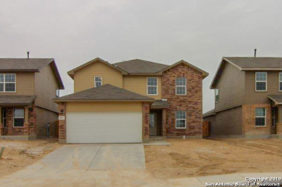 San Antonio Single Family Home New: 935 Red Crossbill