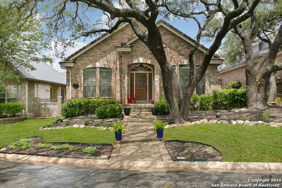 San Antonio Single Family Home New: 7 Burnham Glen