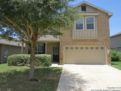 Cibolo Single Family Home New: 209 Town Creek Way