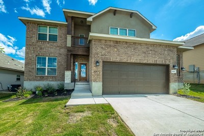 New Braunfels Single Family Home New: 3632 Blue Cloud Drive