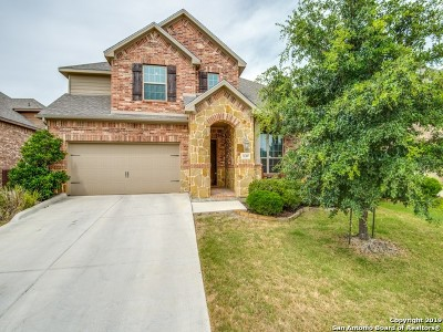 San Antonio Single Family Home New: 18307 Valencia Vista
