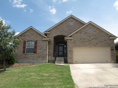 Converse Single Family Home New: 9703 Justice Ln