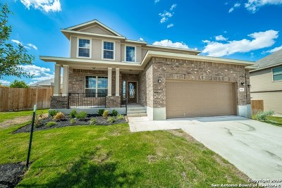 New Braunfels Single Family Home New: 3611 Clear Cloud Drive