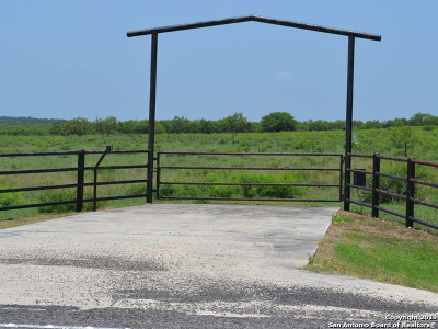 Castroville Residential Lots & Land For Sale: 00 Fm 1343 S Fm 1343-20 Acres
