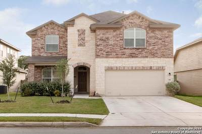 Cibolo Single Family Home New: 540 Pearl Chase