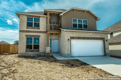 New Braunfels Single Family Home New: 3615 Clear Cloud Drive