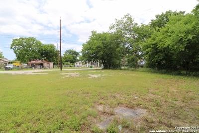 San Antonio Residential Lots & Land New: 1232 Rivas St
