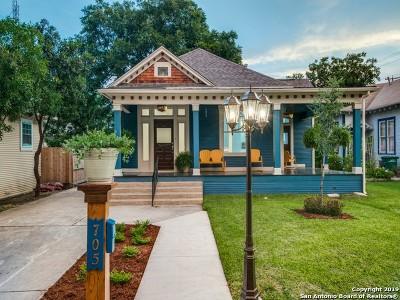 Single Family Home New: 705 Hunstock Ave