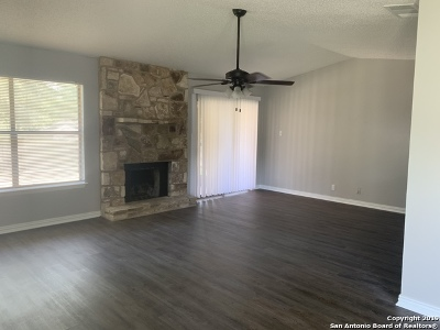 Converse Single Family Home Active Option: 10011 Cresent Ridge Dr