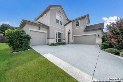 San Antonio Single Family Home Price Change: 29011 Hobblebush
