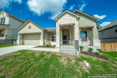 New Braunfels Single Family Home New: 3623 Clear Cloud Drive