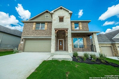 New Braunfels Single Family Home New: 3627 Clear Cloud Drive