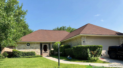 Cibolo Single Family Home Active Option: 3616 Chestnut Ct