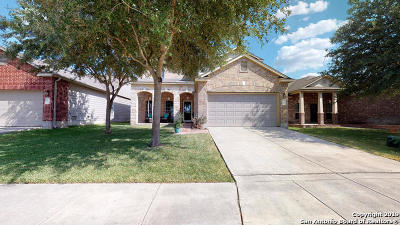 Cibolo Single Family Home New: 121 Sleepy Village
