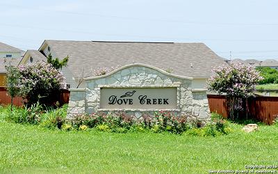 San Antonio Single Family Home New: 1403 Crow Ct